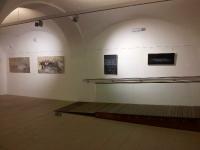 Eingangsbereich Galerieraum