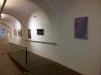 Eingangsbereich Galerieraum vorn